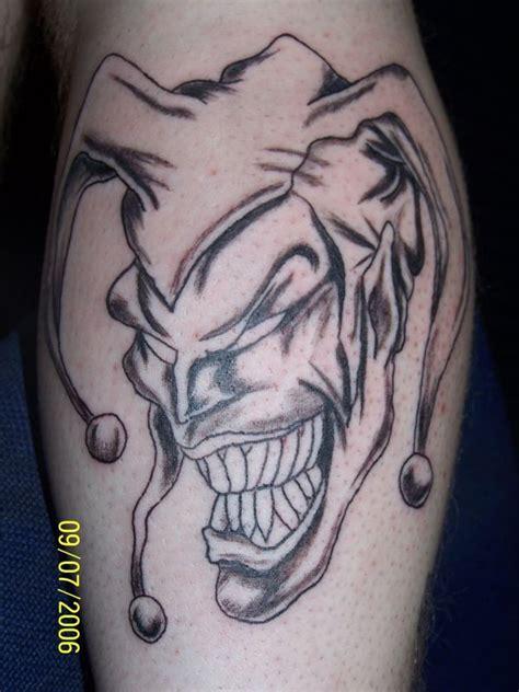 joker mask tattoo designs 23 best joker clown tattoos images on pinterest clown