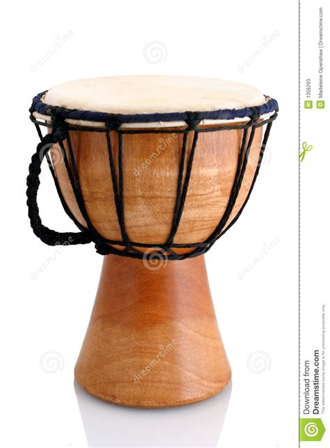 Jambe Drum   Profile Stock Photos   Image: 1356293