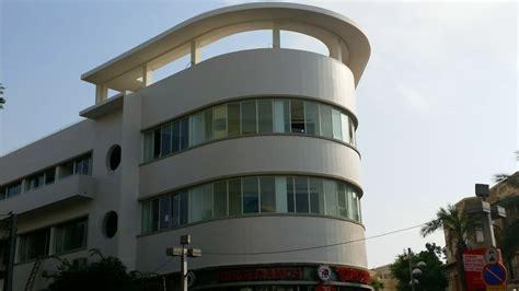 architektur bauhaus bauhaus architektur in tel aviv my stylery