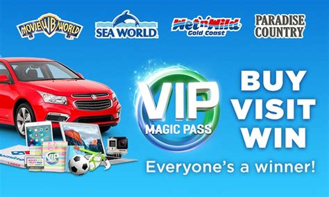theme park vip pass village roadshow theme parks in oxenford groupon