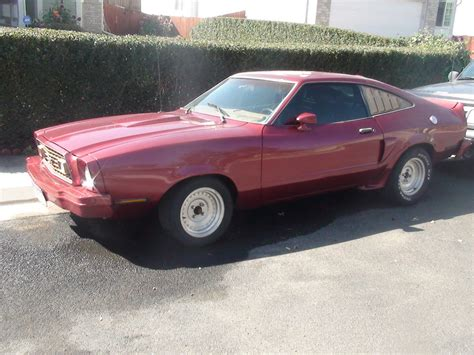 1978 ford mustang ii cantu78kingcobra 1978 ford mustang ii specs photos
