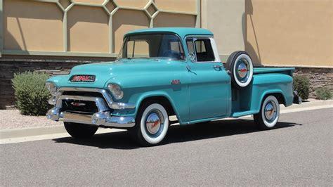 1956 GMC PICKUP   132832
