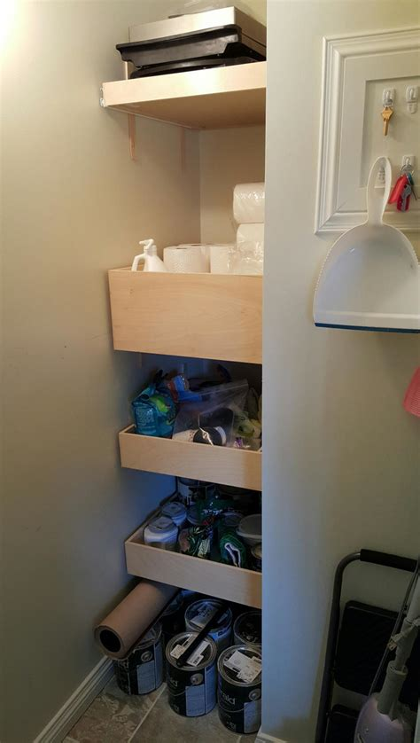pull out shelves that slide custom kitchen sliding