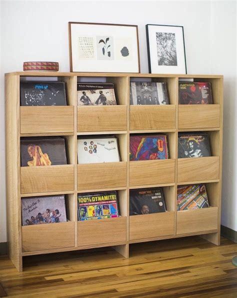 Meuble De Rangement Disques Vinyl by Les 25 Meilleures Id 233 Es De La Cat 233 Gorie Stockage De Disque
