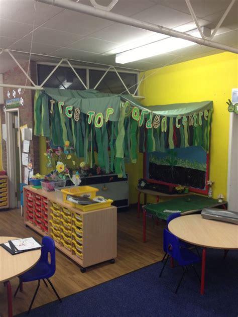 garden centre role play area eyfs preschool role play