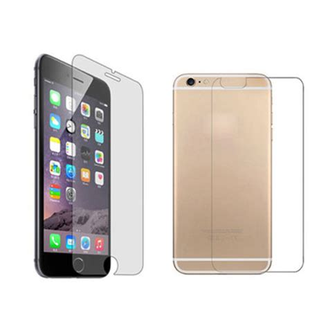 Tempered Glass And Painted Phone For Iphone 6 013 front back tempered glass screen protector for iphone 5 5s 6 6s plus ebay