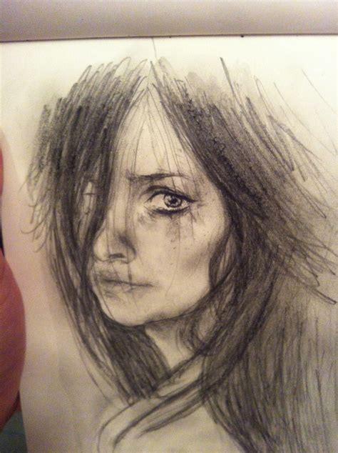 imagenes tristes mujeres y no paro de dibujar mujeres tristes provinciana venida