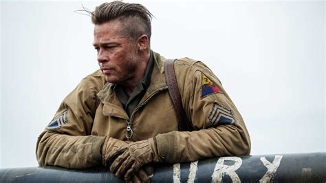 film drama brad pitt fury action drama war brad pitt military tank war 1fury