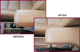 denville detail interior upholstery repair