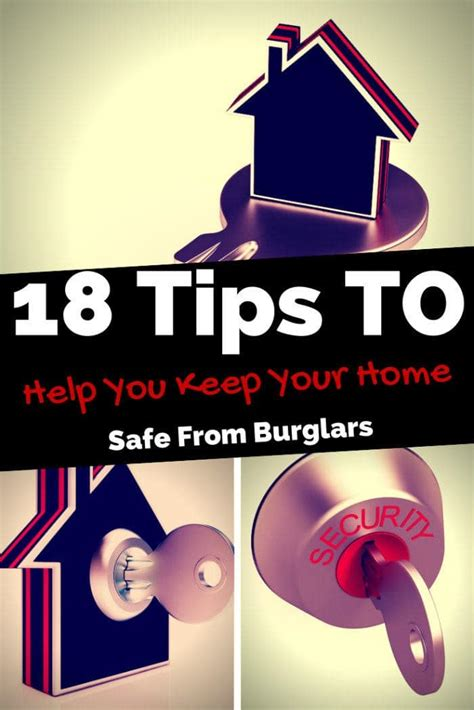 10 secrets that will help you keep your house clean and organized once and for all the sunny 18 tips to help you keep your home safe from burglars