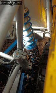 Shockbreaker Katana Modification Suzuki Jimny Superyellowman Part 1