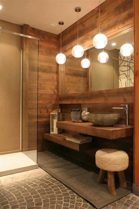bagno stile spa oltre 1000 idee su bagno legno su specchiere