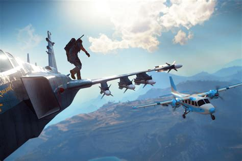 Just Wondering Are Personalised Jets The New Must Accessory by 6 Just Cause 3 Mods You Need To Play