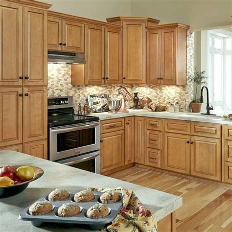 Toffee Kitchen Cabinets by B Jorgsen Co Westminster Glazed Toffee Kitchen Cabinets