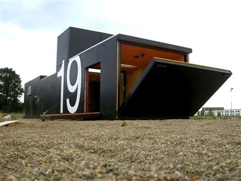 design your own transportable home giant transportable art studio in utrecht welcomes artists