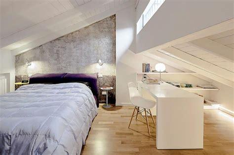 Design In Home Decoration am 233 nagement des combles pour une jolie chambre sous toit