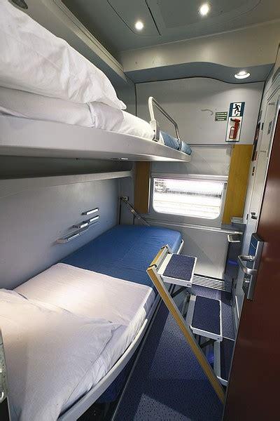 vagone letto roma parigi treni la terza via viagger 224 di notte repubblica it