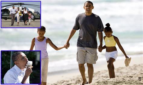 vacation obama president obama vacation images
