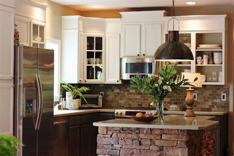how to add a kitchen island how to add height to your kitchen cabinets