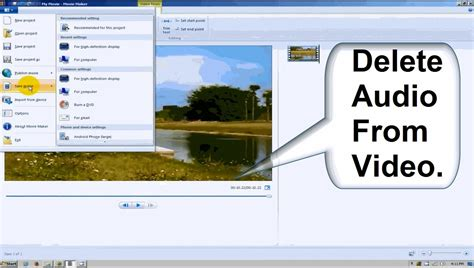 tutorial cortar audio windows movie maker windows movie maker tutorial windows 7 beginners how to