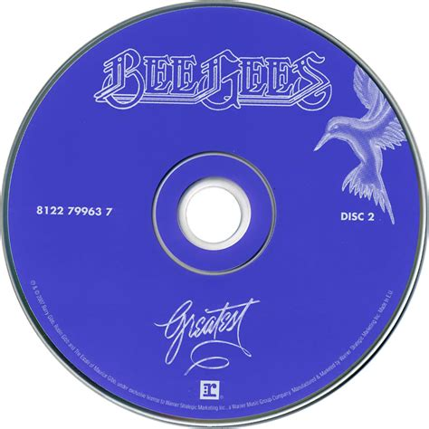 Cd Bee Gees The Ultimate 2cd Imported Eu bee gees greatest hits special edition cd1 fuldunssour