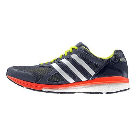 mens adidas adizero tempo 7 boost running shoe at road runner sports
