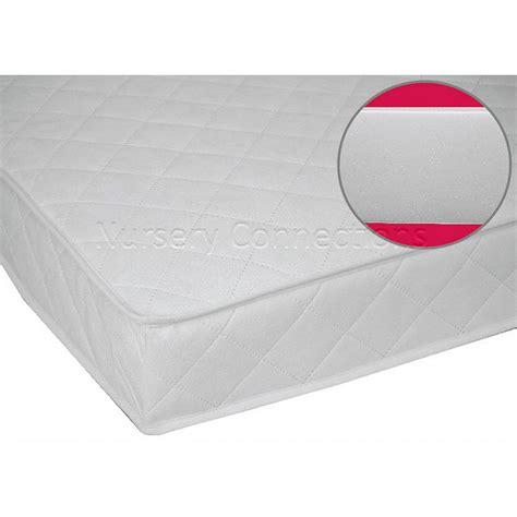 Bed Foam by W H Watts Cot Bed Cosyquilt Foam Mattress