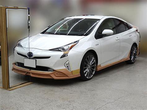 Toyota Prius Kit Toyota Prius Teased Again With Wald S Sport Line Kit Image