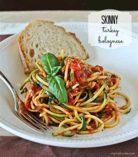 turkey bolognese cooking light 66 best images about spiralizer recipes on