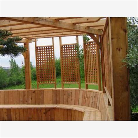 backyard privacy screens trellis 17 best images about pergola on pinterest deck pergola