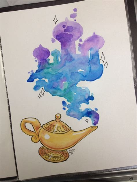 watercolor tattoo artists usa maddmoll arabian nights creative endeavors