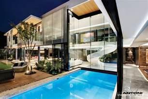 Super House Design Your Dream Home 现代别墅设计图 设计本装修效果图