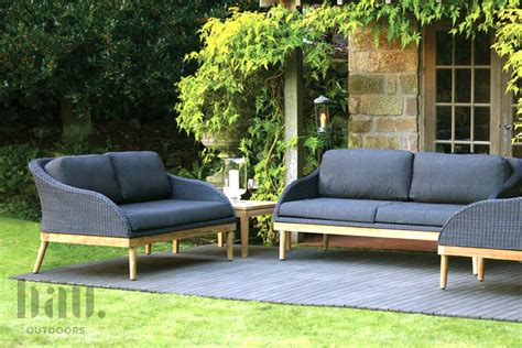 outdoor garden sofa copenhagen outdoor sofas bau outdoors