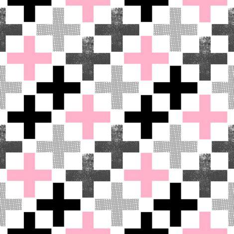 Hijacket Original Hj12 Basic Grey Baby Pink plus charcoal pink light grey plus sign swiss cross baby