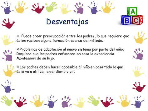 Modelo Curricular Montessori El M 233 Todo Montessori 12 Imagenes Educativas