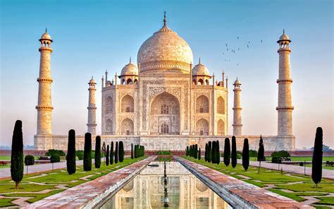 Taj Mahal Taj Mahal Wallpapers Hd Pictures One Hd Wallpaper
