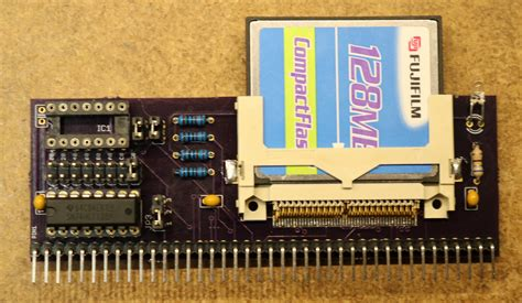 cf card z80 retrocomputing 10 rc2014 compactflash board dr