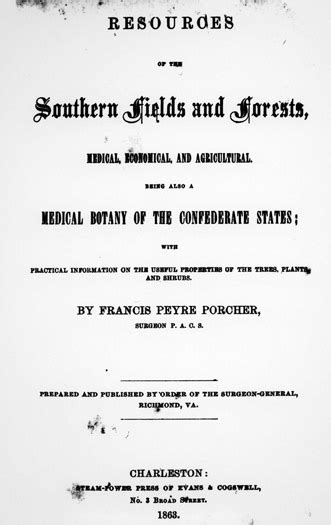 resources of the southern fields and forests economical and agricultural classic reprint books porcher s resources of the southern fields and forests