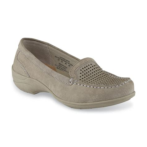 wide width loafers i comfort s leather larsa gray loafer wide