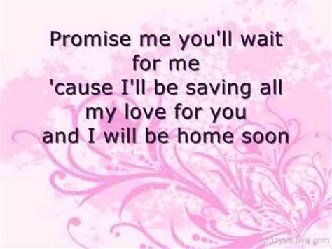 Promise Me promise quotes pictures images
