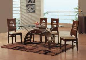 Dining Room Tables Glass Choose A Dining Room Tables Suitable For Kitchens Trellischicago