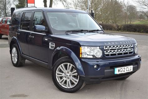 8 seater land rover discovery 28 images used land