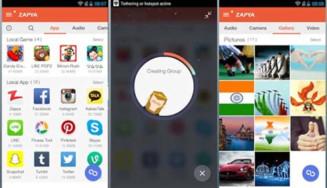free zapya apk new zapya 4 1 apk for android mobiles free