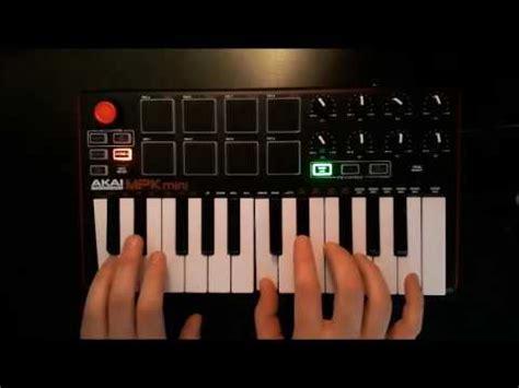 akai mpk mini tutorial 1 sle triggering basics akai mpk mini live performance vol 2 ableton live 9 doovi