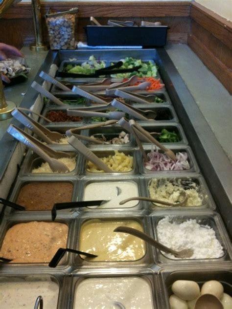 table pizza bar table salad bar yelp