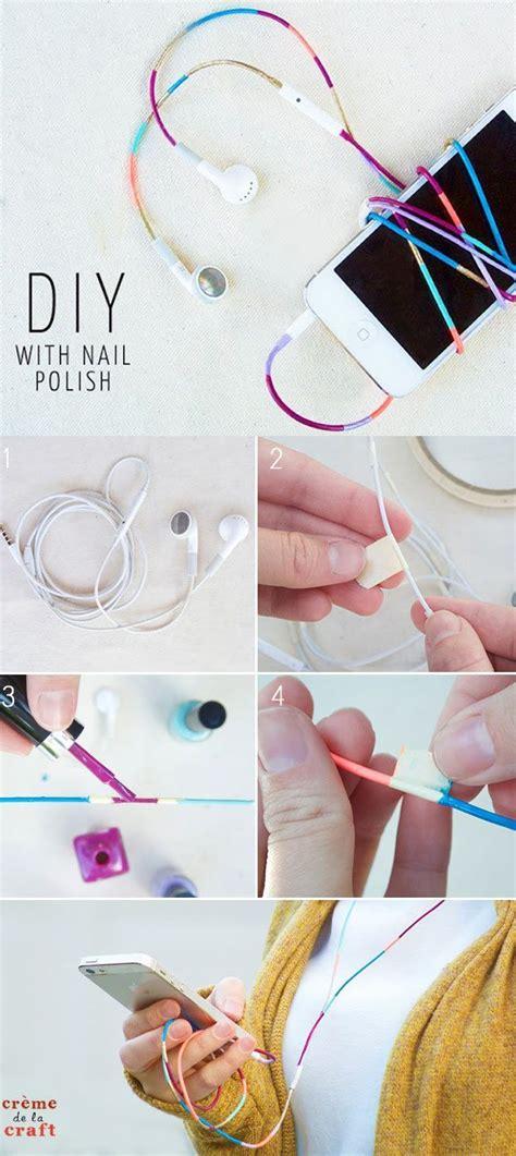 diy life hack diy life hacks crafts diy crafts using nail polish