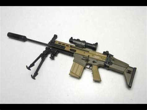 airsoft review vfc scar h youtube