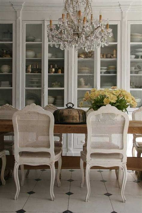 french provincial dining room rustic romantic dining rooms tidbits twine