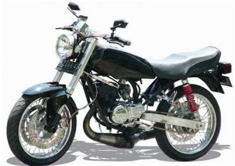 gambar motor keren 14 gambar modifikasi yamaha rx king