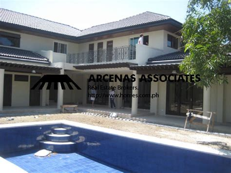 Three Bedroom Houses For Rent ayala alabang 4 bedroom w pool house lot for rent lease